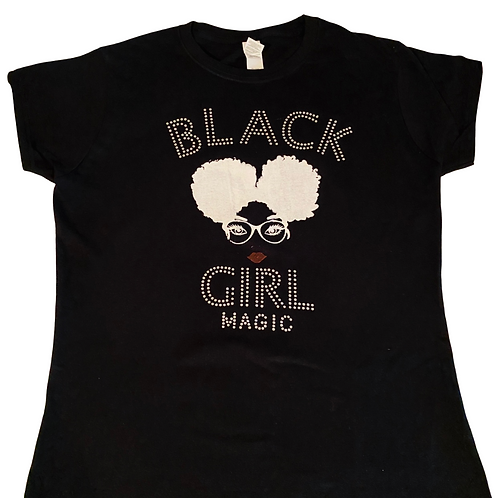 Black Girl Magic/T-shirt of the Month