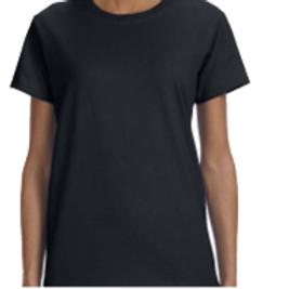 3XL Gildan Black T-shirt