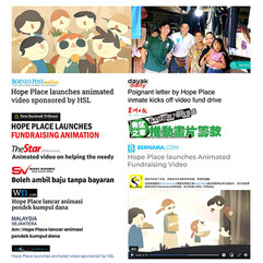 Hope for the Unfortunate: Media Highlights