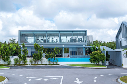 Precinct Luxe Clubhouse