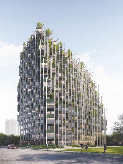 1ST - Yii K.E Architect