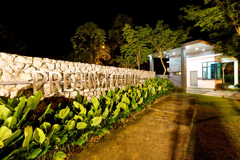 Precinct Premiere Guard House