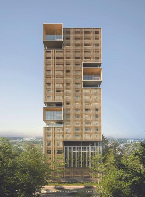 HONOURARY MENTIONS - UT Moh Architect