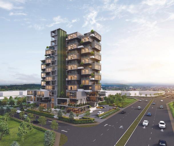 HONOURARY MENTIONS - Arkitek LH Wong