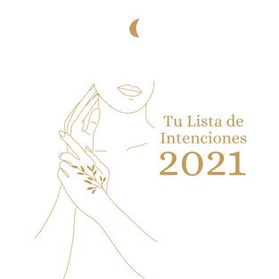 Tus intenciones 2021