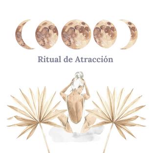 ritual atracción