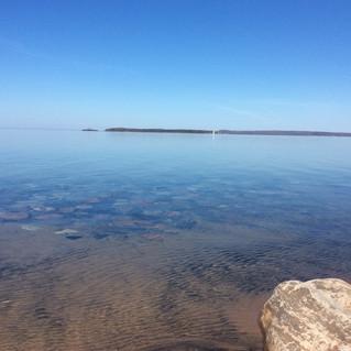 Georgian Bay, perfect for SCUBA