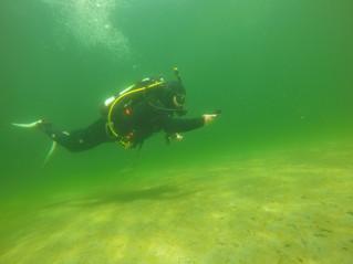 Advanced Open Water training!