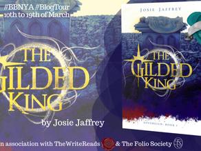 The Gilded King (Sovereign Book 1) by Josie Jaffrey – Blog Tour