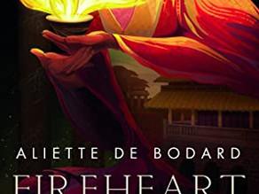 Fireheart Tiger - Aliette de Bodard, Review