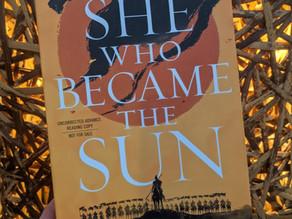 Sneak Peek: She Who Became the Sun