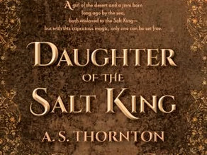 The Daughter of the Salt King, A.S. Thorton - Review