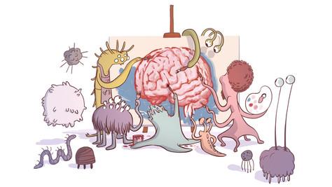 Microbiome et santé mentale : une relation insoupçonnée ( dernière partie )