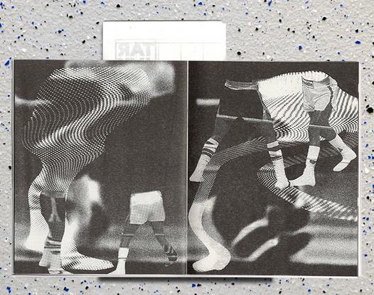 Fanzine Print Fighting