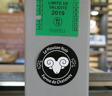 Stickers Le Mouton Noir