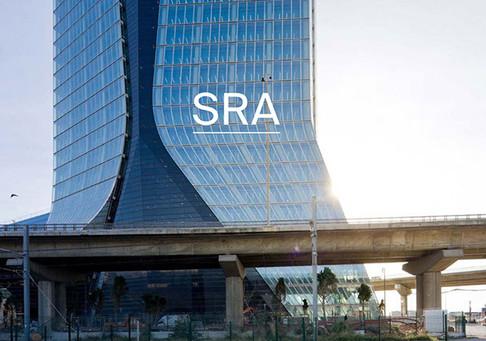 SRA identité visuelle