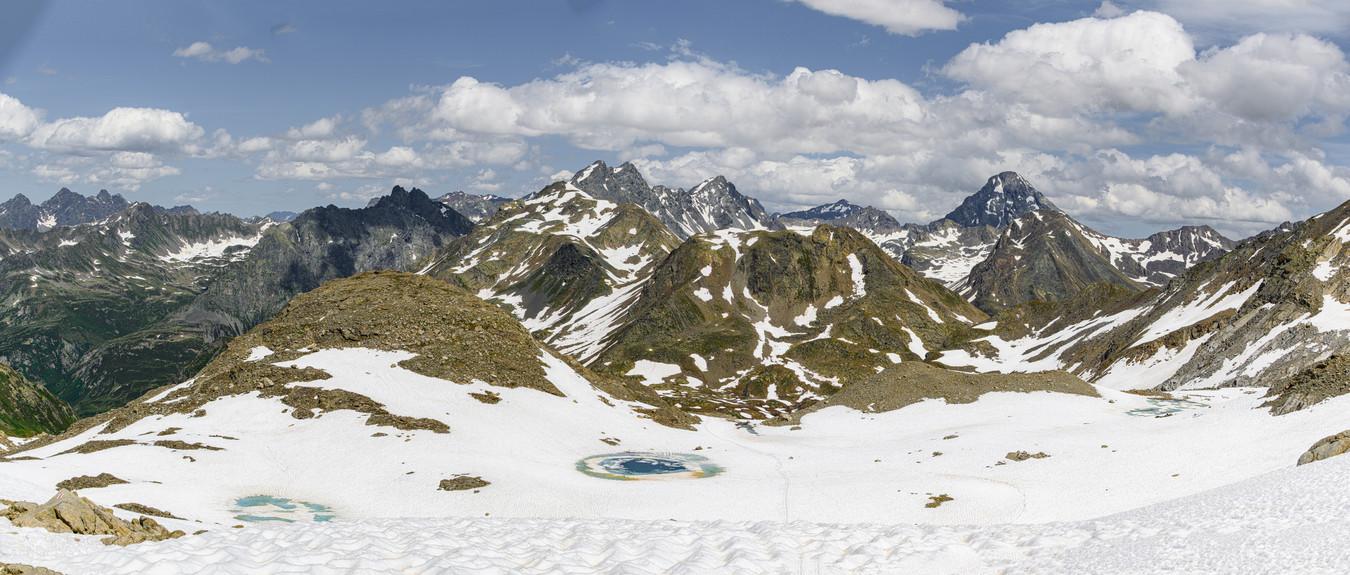 Panorama Jöriseen