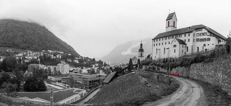 St. Luzi Kirche Chur