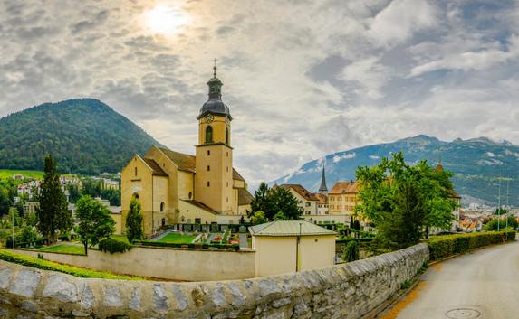 Hof Kirche Chur