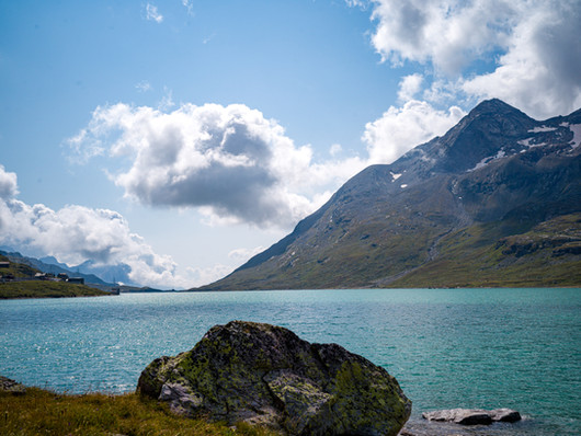 Lago Bianco / Laj Nair