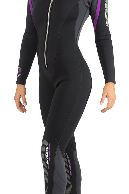 Bahia Flex Ladies 3mm Wetsuit