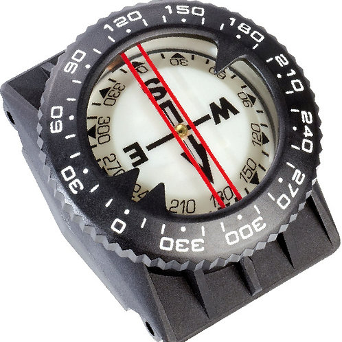 Compass w/ Strap & Hose Mount