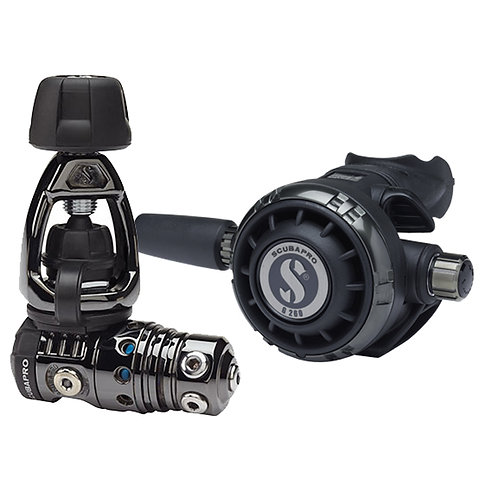 MK25 EVO/G260 BT Dive Regulator System