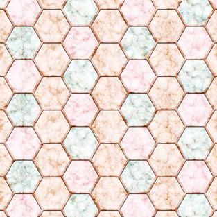 Honeycomb Marble