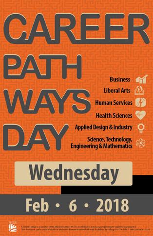 Career School Poster