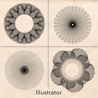 Gillouche Design, Adobe Illustrator