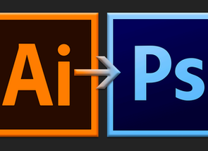 A Quick & Easy Way to Bring Illustrator Layers into Photoshop