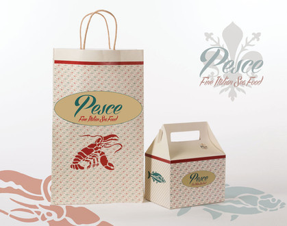 Seafood Takeout Packaging