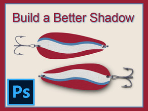 6 Steps to a Better Shadow in Photoshop