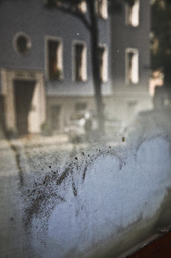 Hazy Reflection