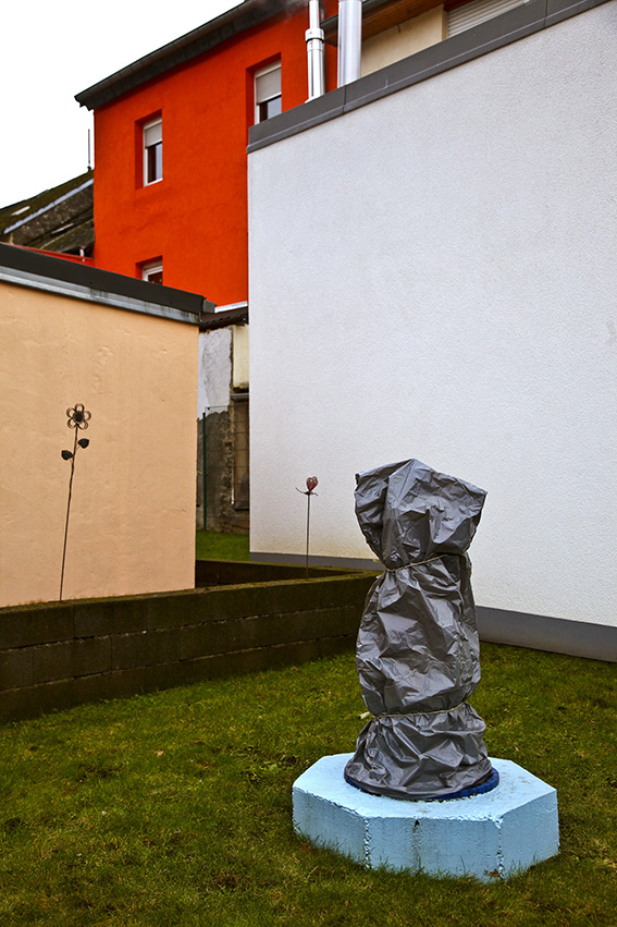 Covered Sculpture
