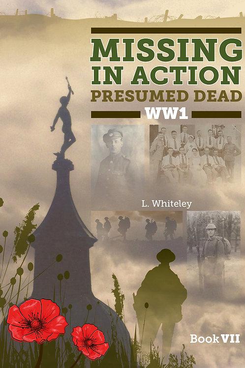 Missing in Action, Presumed Dead, WW1