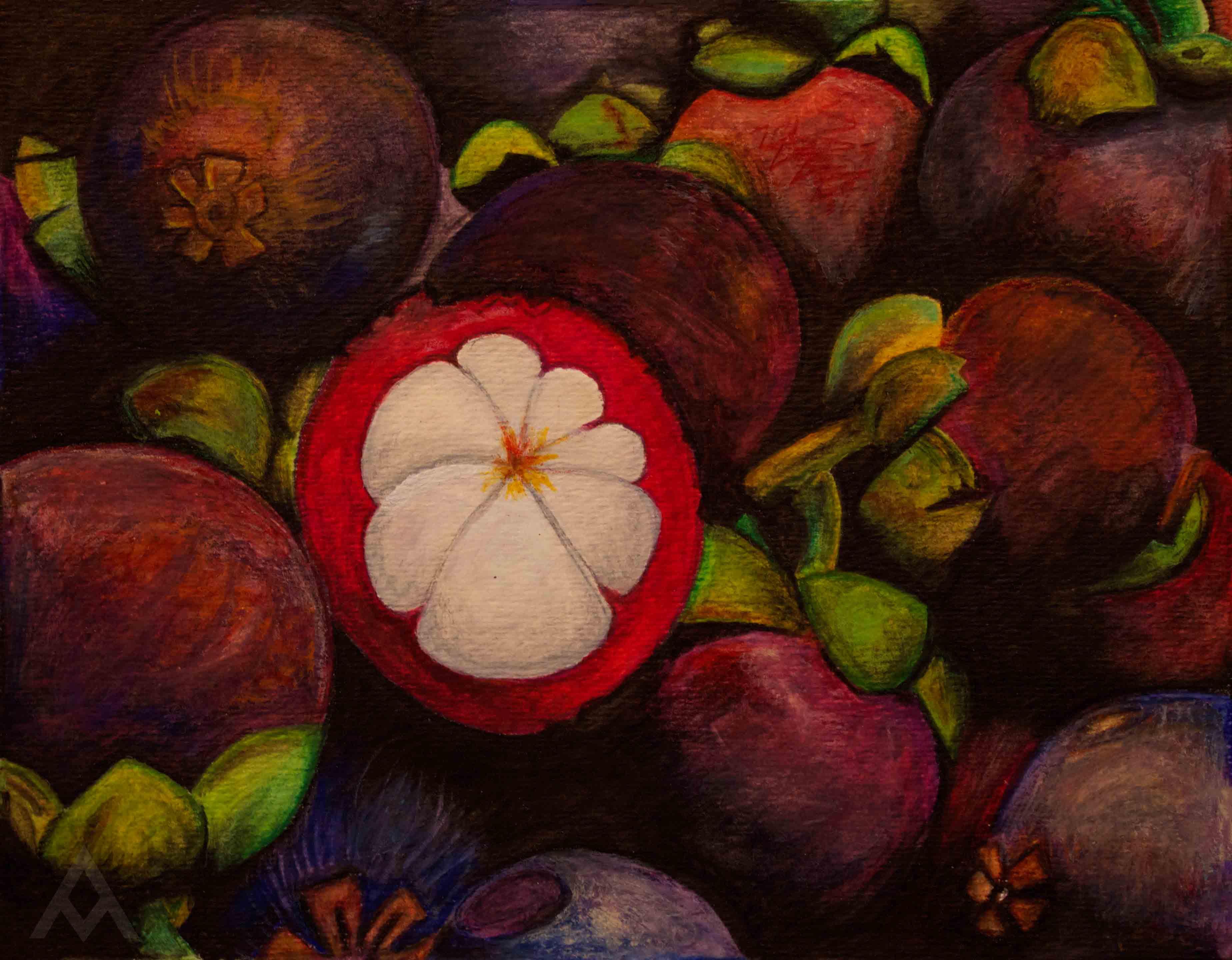 THE QUEEN OF FRUIT