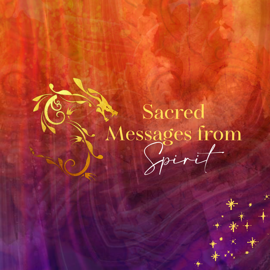 Sacred Messages from Spirit 22min