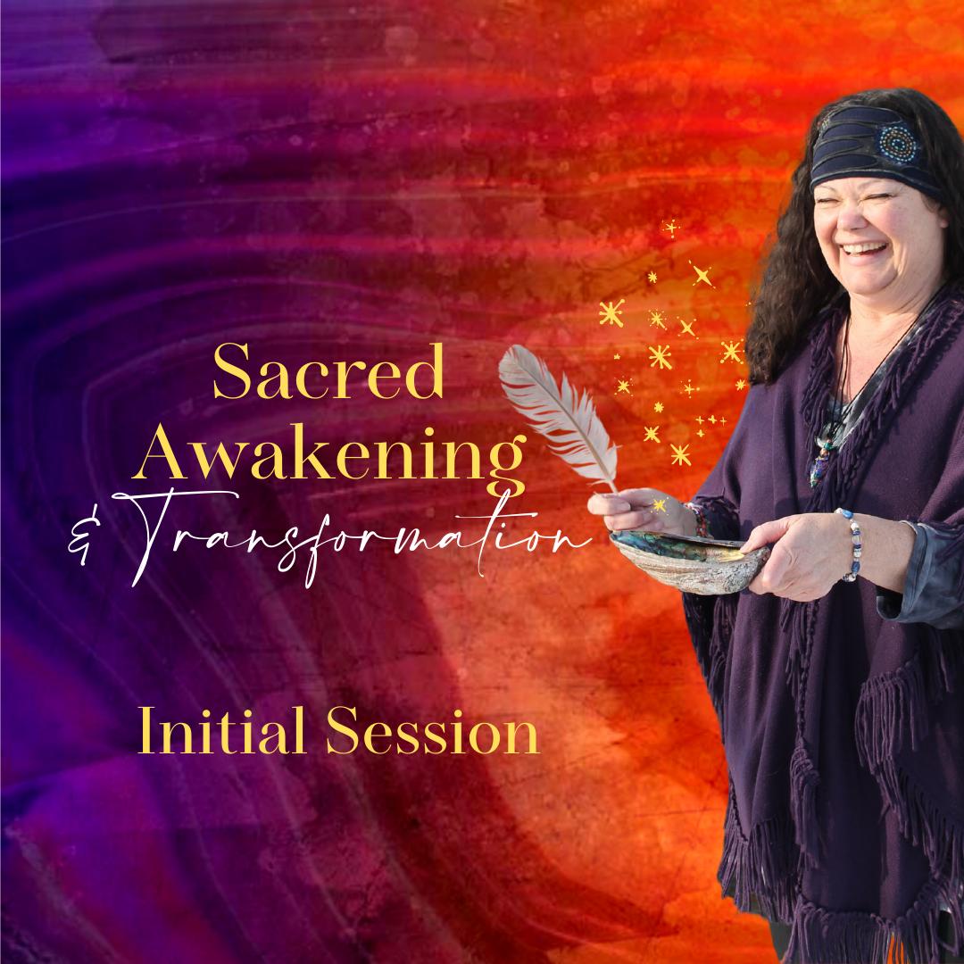 Sacred Awakening & Transformation