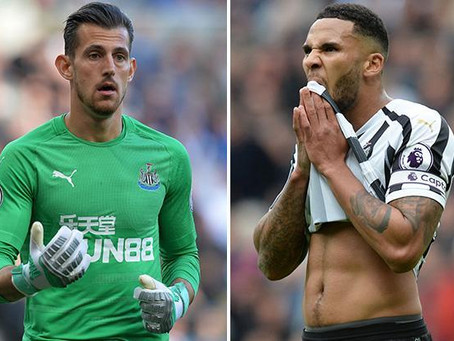 Is there a Silver Lining in Newcastle's season?