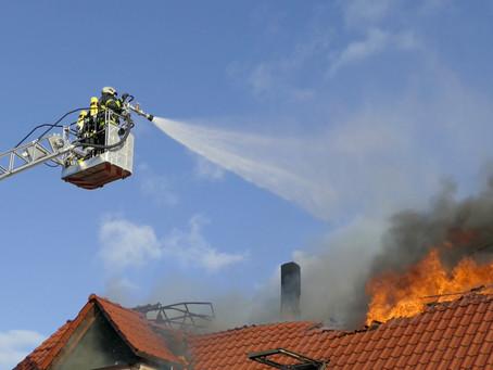 Einsatz 012/2020 - Wohnhausbrand