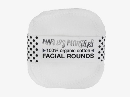 Product Review: Marley's Monsters Cotton Facial Rounds