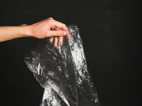 Why are we still using plastic bags?