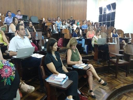 VIII Reunião Anual da REIPPE: 2 dias de debates e resultados de trabalhos.