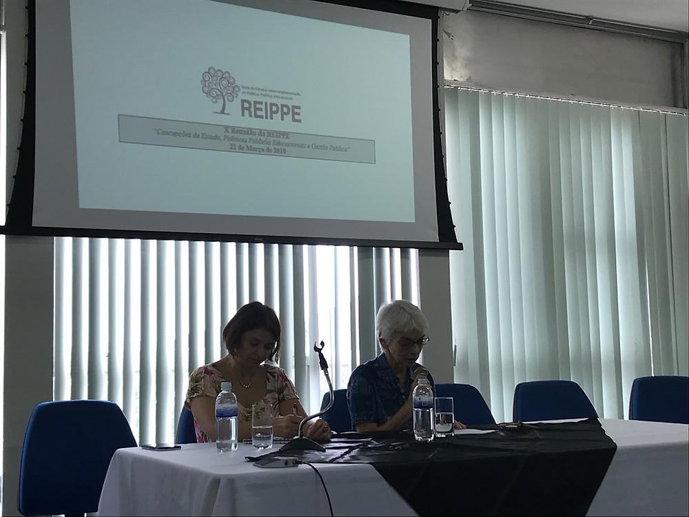 X Reunião anual da REIPPE