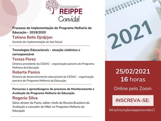 REIPPE Convida #11: Mesa de debates