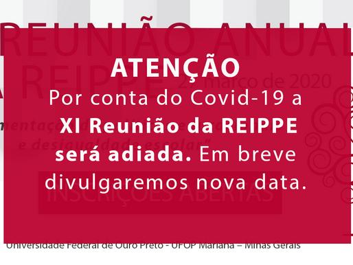 Cancelada: XI Reunião Anual da REIPPE
