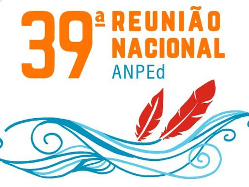 Eventos em Educação: 39ª Reunião anual da ANPED