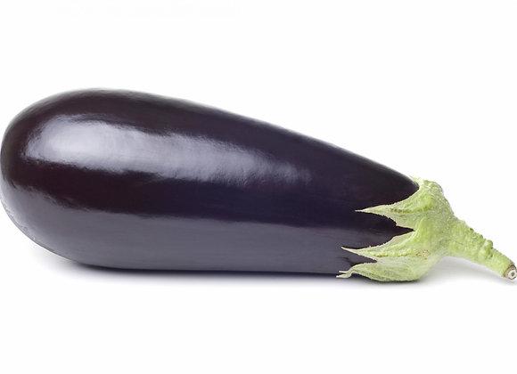 Aubergine noire - 1 Kg