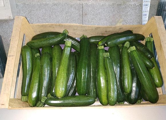 Courgettes vertes - 1 Kg